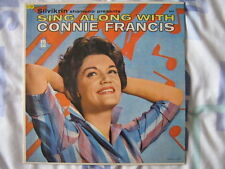 CONNIE FRANCIS 33 TOUS CANADA SING ALONG WITH