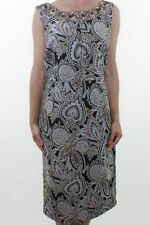 Monsoon Regular Size Sleeveless Paisley Dresses for Women