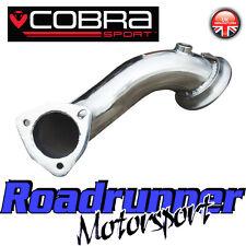 """Vx11a Cobra Corsa Vxr De Gato Tubo de bajada de 2,5 """"pre-cat Escape 07-10 elimina 1ª Cat"""