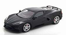 1:18 True Scale Chevrolet Corvette C8 Stingray Coupe 2020 black