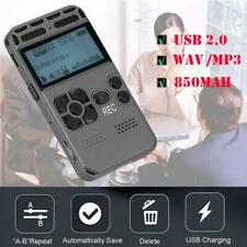 64GB LCD Digital VOICE RECORDER Flash Memory Ghost Hunting Paranormal Equipment