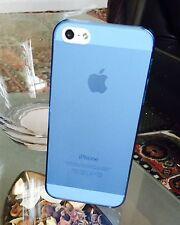 Genuine Brand New TUCANO SOTTILE IPhone 5/5S Case (Blue) *IN ORIGINAL PACKGING*