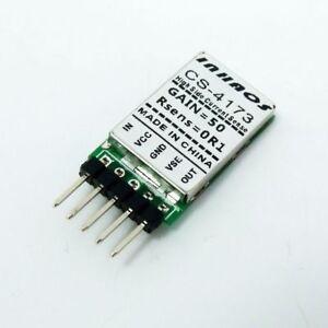 1A high side current sensor module common voltage 0 to 28V sense accuracy 5V/A