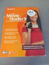Sony Vegas Movie Studio 9 PC Videobearbeitung inkl. MwSt
