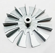 Pellet Corn Coal Stove Fireplace Exhaust Motor Fan Paddle Blade Impeller 4 3/4""
