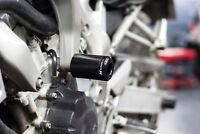 TAMPONI PARATELAIO YAMAHA FZ6 2004 - 2009 Mushrooms / Bobbins / Frame Sliders