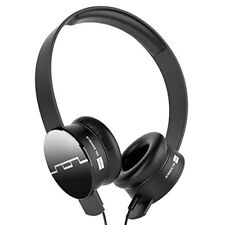 Sol Republic Tracks V8 On Ear Headphones with V8 Sound Engine - Black