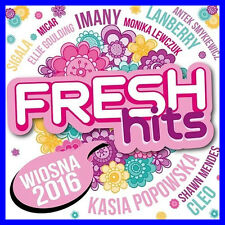 OKAZJA 2CD FRESH HITS WIOSNA 2016 Cleo Video Imany