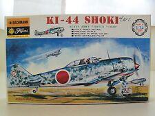 """FUJIMI / BACMANN - SHOKI NAKAJIMA KI-44 """"TOJO"""" FIGHTER - 1/72 MODEL KIT (OPENED)"""