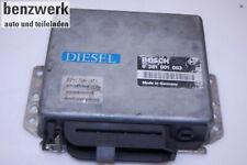 BMW E30 E34 324td 524TD Motor Steuergerät ECU BOSCH 0281001063