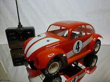 JEROBEE USA BOLINK DIGGERS VW VOLKSWAGEN BEETLE - RED  L31.0cm RC CAR - GOOD