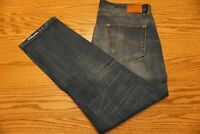 NWT MENS LUCKY BRAND JEANS 410 Multiple Sizes Athletic Relaxed Fit Slim Leg $109