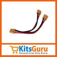 XT60 lithium parallel connection cable, DJI elves Phantom, dual battery KG267