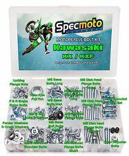 KAWASAKI Bolt Kit KX KXF 80 85 100 125 250 250F 450F 500 KXF250 KXF450 Fasteners