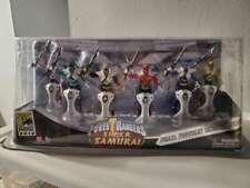 Power Rangers Super Samurai Final Victory Ranger Pack SDCC 2012 NEW