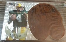 1997 Playoff Contenders Leather Helmets #3 Brett Favre Green Bay Packers