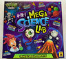Weird Science 4 In 1 Mega Science Lab Fun Experiments Solar System, Volcano