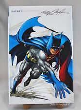 DC Comics Batman Illustrated by Neal Adams Vol. 1 Graphic Novel New  Cellophane