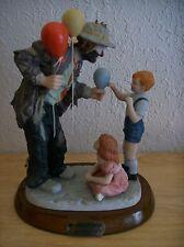 "Emmett Kelly Jr. ""Making New Friends� Figurine"
