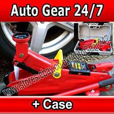 2 Tonne 2T 2000kg Heavy Duty Car Van 4x4 Hydraulic Floor Trolley Jack in CASE