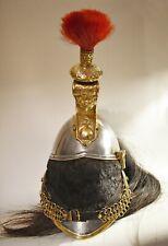 Cavalerie: Casque de Cuirassier modèle 1845