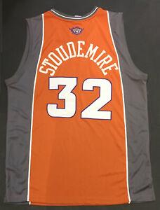 Amare Stoudemire Authentic Phoenix Suns #32 size 52 Reebok Basketball Jersey