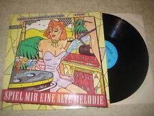 Spiel mir eine alte Melodie  - Amiga Schlagerarchiv 4 , 1947-52   Vinyl LP Amiga