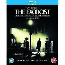 Exorcist The Version You've Never Seen - Blu-ray Region 2 Shippi