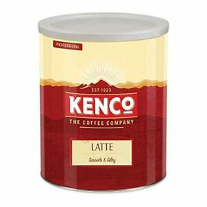 Kenco Latte Smooth & Silky Instant Coffee 750g