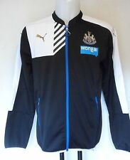 NEWCASTLE UNITED 2015/16 STADIUM JACKET BY PUMA SIZE XL BRAND NEW WITH TAGS