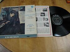 FELICJA  BLUMETAL  PIANO  GRIEG  SCHUMANN VOX PL 11780 ORIG. 1961 EX    EX