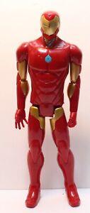 """Marvel Avengers 2016 Titan Hero Series 12""""  Iron Man Action Figure"""