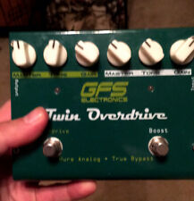 Gfs Twin Overdrive Pedal