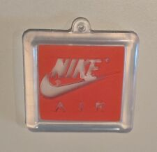 "Nike Air sneaker tag key chain keychain Michael ""Air"" Jordan Chicago Bulls RARE"