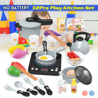Kidkraft 53160 Pink Retro 2 Piece Kitchen Refrigerator Playset Kids Play Set Ebay