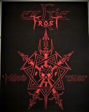 CELTIC FROST `Morbid Tales` poster       / hellhamer bathory mercyful fate venom