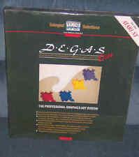 DEGAS/D.E.G.A.S Elite for Atari 520/1040 ST New NIB