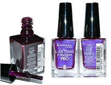 Rimmel Purple Nail Polish