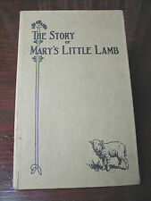 THE  STORY OF MARY'S LITTLE  LAMB  MR. & MR. HENRY FORD  1928 FIRST W/ HISTORY