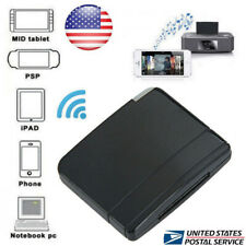Mini Wireless Bluetooth Music Receiver Adapter to 30-Pin Speaker for iPhone