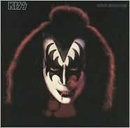 KISS : GENE SIMMONS (CD) Sealed