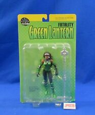 Fatality Action Figure Green Lantern DC Direct New on Card
