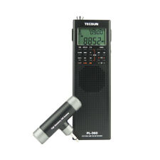 TECSUN  PL-360 FM  AM FM SW Radio PLL Portable World Band DSP Radio with ETM