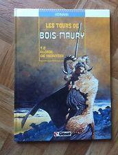 LES TOURS DE BOIS MAURY TOME 2 ELOISE DE MONTGRI HERMANN EO PROCHE DU NEUF(A33)