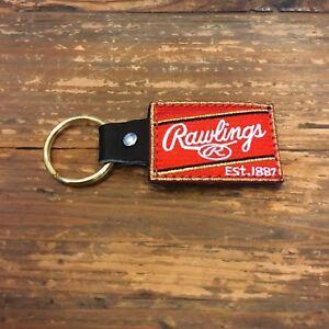 Rawlings MOCHA RARE GOLD KEYCHAIN 2017 Gold Glove Opti-Core Baseball Glove RGG