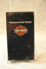 Harley Davidson Motor Company - Welcome to the Family VHS 2002 Motorcycle