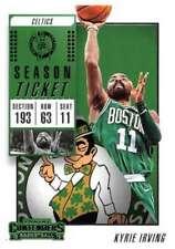 Cartes de basketball Panini boston celtics