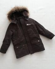 Jacke Esprit mini Gr. 116 122 Anorak Winterjacke mit Kapuze