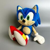 "【Rare】2007 SONIC sanei M Plush 12"" SEGA Sonic the Hedgehog limited Stuffed"