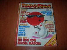 REVISTA TODOSEGA Nº3 (HOBBY PRESS 1993)